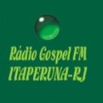 Logo da emissora Rádio Itaperuna FM