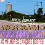 Logo da emissora Web Rádio Cidade Simpatia Gospel