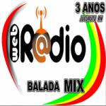 Logo da emissora Web Radio Balada Mix