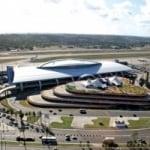 Logo da emissora Aeroporto Internacional do Recife SBRF - Aproximação