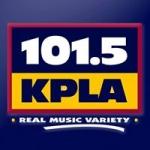Logo da emissora KPLA 101.5 FM