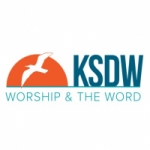 Logo da emissora Radio KSDW 96.9 FM