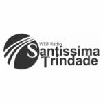 Logo da emissora Rádio Santíssima Trindade