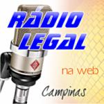 Logo da emissora Rádio Legal Na Web