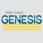 Logo da emissora Rádio Gênesis 87.9 FM