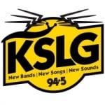 Logo da emissora Radio KSLG 94.5 FM