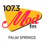 Logo da emissora Radio K297BO 107.3 FM