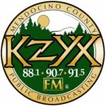 Logo da emissora Radio KZYZ 91.5 FM