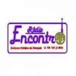 Logo da emissora Rádio Encontro 101.9 FM