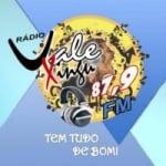 Logo da emissora Rádio Vale do Xingu 87.9 FM