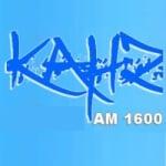 Logo da emissora Radio KAHZ 1600 AM