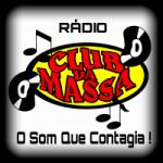 Logo da emissora Rádio Club da Massa