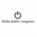 Logo da emissora Rádio Bailão Campeira