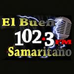 Logo da emissora Radio KBLO 102.3 FM