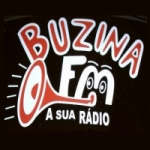 Logo da emissora Buzina FM