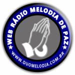 Logo da emissora Rádio Melodia de Paz