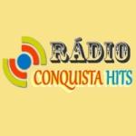 Logo da emissora Rádio Conquista Hits