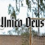 Logo da emissora Único Deus