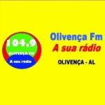 Logo da emissora Rádio Olivença 104.9 FM