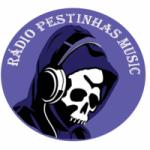Logo da emissora Rádio Pestinhas Music