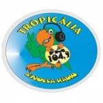 Logo da emissora Rádio Tropicália 104.9 FM