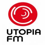 Logo da emissora Rádio Utopia FM