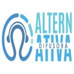 Logo da emissora Difusora  Alternativa