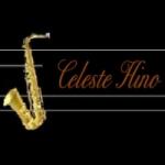 Logo da emissora Rádio Celeste Hino