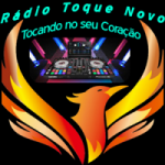 Logo da emissora Web Rádio Toque Novo