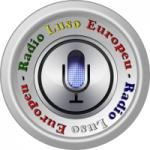Logo da emissora Radio Luso Europeu