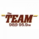 Logo da emissora Radio WTEM 980 AM The Team