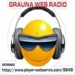 Logo da emissora Graúna Web Rádio