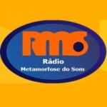 Logo da emissora Rádio Metamorfose do Som