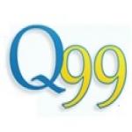 Logo da emissora WSLQ 99 FM