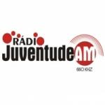 Logo da emissora Rádio Juventude 660 AM