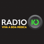 Logo da emissora Rádio 10