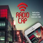 Logo da emissora Rádio CAP