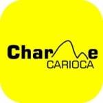 Logo da emissora Charme Carioca