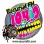 Logo da emissora Escurial FM