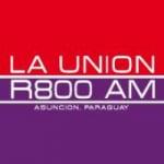 Logo da emissora Radio La Union 800 AM