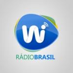 Logo da emissora W Rádio Brasil