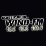 Logo da emissora Radio WNDT 92.5 FM