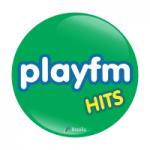 Logo da emissora Play FM Hits
