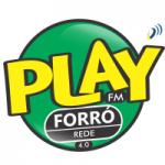 Logo da emissora Play Forró 4.0