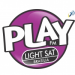 Logo da emissora Play FM Light