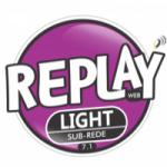 Logo da emissora Replay Light 7.1