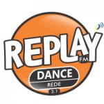 Logo da emissora Replay FM Dance