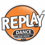 Logo da emissora Replay Dance 3.1