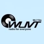 Logo da emissora WUVT 90.7 FM