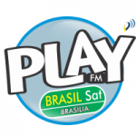 Logo da emissora Play FM Brasil